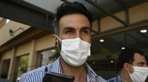 Muerte de Maradona: allanan la casa y el consultorio de Leopoldo Luque, el médico de cabecera del futbolista 1