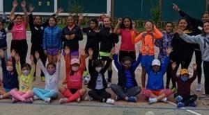 La Escuela Las Súper Poderosas ganó un concurso internacional por la inculcación de valores a través del fútbol