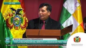 Quelca afirma que no habrá inscripciones escolares para la gestión escolar del 2021