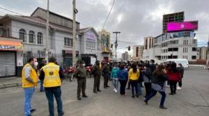 Reportan que en El Alto y La Paz hay siete focos puntuales de brotes de coronavirus