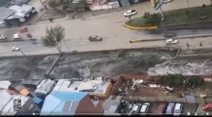 La Alcaldía de La Paz atendió 25 casos de emergencia a raíz de la granizada