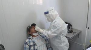 Terminó bloqueo epidemiológico en Sopocachi, donde se detectaron 27 casos Covid