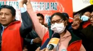 Juventudes de El Alto rompen vínculos con el MAS y apoyarán candidatura de Eva Copa