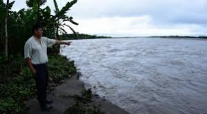 El Senamhi emite alertas naranjas por lluvias y posibles desbordes de ríos en 4 departamentos