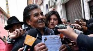 Políticos del oficialismo y la oposición expresan sus condolencias por la muerte de El Mallku 1