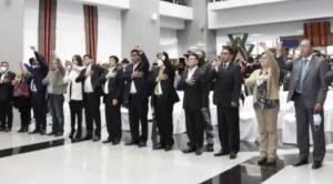 Cerca del Día del Estado Plurinacional, el MAS y organizaciones piden evaluar a ministros 1