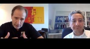 """Desde afuera con Eduardo Gamarra: """"El gran desafío es gobernar desde el centro"""""""