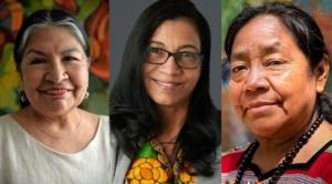 Día de la Mujer: 3 líderes indígenas que han ayudado a transformar las vidas de miles de personas en América Latina