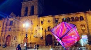"""Expositores promueven """"arte telar"""" para hacer conocer los orígenes ancestrales en cuatro ciudades del país"""