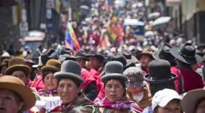 El MAS ganó cuatro escaños en La Paz con candidaturas inhabilitadas y que correspondían a mujeres