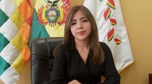 Surgen críticas contra viceministra Gabriela Alcón desde tres flancos del MAS