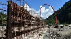 """Construcción del nuevo tramo de """"El Sillar"""" tiene 59% de avance"""