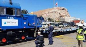 Exportadores ven como positivo reanudación de operaciones del ferrocarril Arica - Viacha, después de 15 años