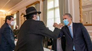 Protestas en Colombia: el Comité del Paro da por fracasado el primer intento de diálogo con el gobierno 1