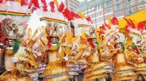 Bolivia prepara defensa de la morenada después de que Perú declarara la danza como su patrimonio