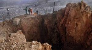El gobierno propone un plan de preservación para el Cerro Rico que demandará $us20 MM