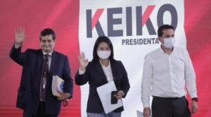 Keiko Fujimori: por qué la fiscalía en Perú pide ahora que la candidata presidencial vuelva a prisión preventiva