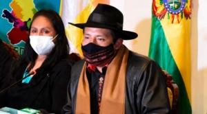 Gobernador de La Paz asegura que hay vacunas anticovid, no prevé compra