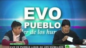 Morales pide que se investigue a Salvador Romero y a vocales del TSE