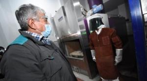 Alcaldía de La Paz informa que el Crematorio en el Cementerio General ha sido sobrepasado por la cantidad de fallecidos