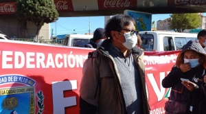 Fejuve El Alto determinará acciones contra Evo Morales, tras 48 horas de plazo que se le dio para pedir disculpas