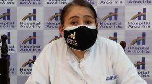 Hospital Arco Iris lanza campaña solidaria en tomografía para atenuar la tercera ola del Covid-19
