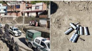 Policía gasifica a cocaleros de Anguías, en Sud Yungas