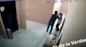 Autoridad del Senasag agredió a una persona de la tercera edad en Santa Cruz