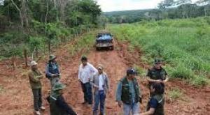 Dirigente intercultural admite que existen asentamientos en áreas protegidas