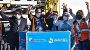 Bolivia es uno de los nueve países afectados por la demora de la Sputnik