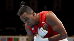 Tokio: Arlén López gana otro oro en boxeo para Cuba al vencer en la final de semipesado masculino