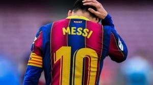 """El Barcelona anuncia que Messi no renovará con el equipo """"debido a obstáculos económicos y estructurales"""""""
