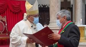 Iglesia pide pasar de la venganza al reencuentro y a la disculpa entre bolivianos