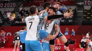 Tokio: bronces para Argentina, Cuba y República Dominicana en voleibol, lucha libre y béisbol