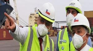 CNC se reunió con el puerto de Arica para evitar incremento de costos en operaciones de la carga boliviana