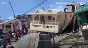 Haití: terremoto de magnitud 7,2 deja al menos 227 muertos
