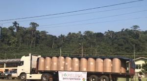 Papelbol inicia exportación de 550 toneladas de papel kraft a Perú por un valor de Bs 3,2 millones