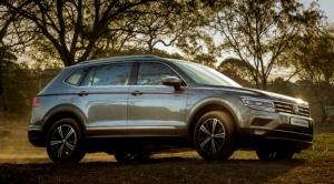 Llega a Bolivia la Volkswagen Tiguan Allspace con un diseño renovado