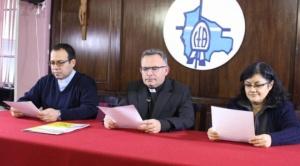 """Obispos señalan que no se puede postergar la reforma judicial en el país y piden """"reconciliación"""""""