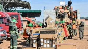 Empresarios denuncian que el contrabando maneja armas, posee tecnología y tiene recursos