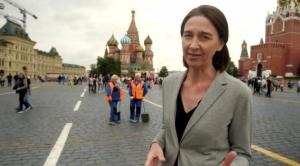 Sarah Rainsford: mi último reporte como corresponsal de la BBC antes de mi expulsión de Rusia