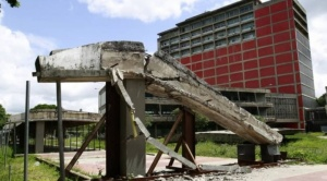 El lamentable deterioro de la Ciudad Universitaria de Caracas, joya arquitectónica y referente educativo de Venezuela