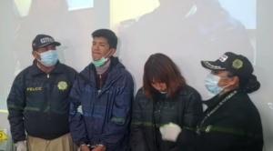 Dictan seis meses de prisión preventiva contra los dos presuntos autores de la muerte de Anakin