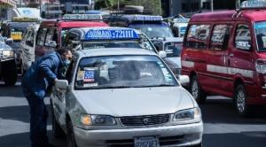 La restricción vehicular por el Día del Peatón será de 09:00 a 17.00 en La Paz, antes y después se puede transitar