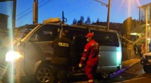 Accidente en la curva e Holguín dejó dos personas fallecidas en el Día del Peatón