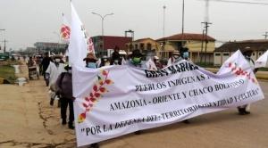 El Gobierno expresa disposición de diálogo con indígenas marchistas