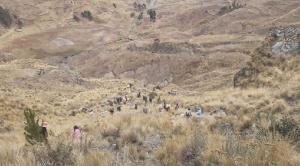 Despeñamiento de bus en Morochata (Cochabamba) deja 21 muertos