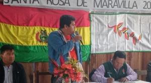 Consejo Tacana desconoce acuerdo con ENDE para continuar proyecto de hidroeléctricas Chepete y Bala