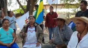 Marcha chiquitana pide ser recibida con los brazos abiertos por el pueblo cruceño