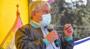 """Arias denuncia un """"plan dominó"""" para """"debilitar"""" y """"bajar"""" a algunos alcaldes"""